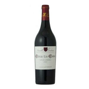 赤ワイン フランス シャトー レ コンブ ルイ ガブリエル 750ml wine