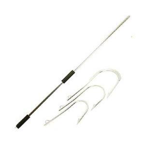 フライングギャフ(ロープ付き)  8インチフックセット|sea-kikakustore