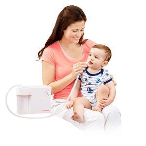 電動鼻水吸引器 メルシーポットS-502 (送料無料・代引手数料無料)(鼻水/鼻吸い/ベビー/赤ちゃん/鼻水吸引/出産祝い)|sea-star|02