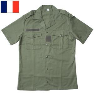 フランス軍 HBTシャツ 新品 ミリタリーシャツ seabees