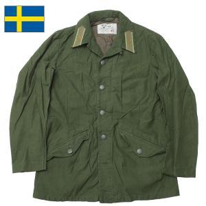 セール中 スウェーデン軍 M-59 ジャケット USED seabees