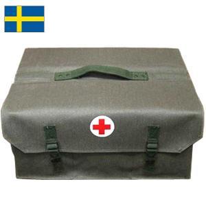 セール中 スウェーデン軍 サイクリングバッグ 新品