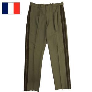 フランス軍 パレード用パンツ デッドストック seabees