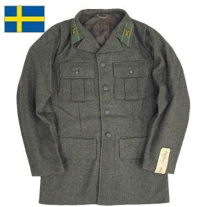 セール中 スウェーデン軍 M-39 ウールジャケット 4PK seabees