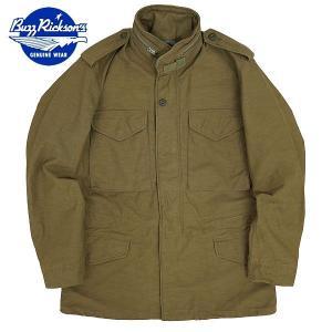 セール中 Buzz Rickson's/バズリクソンズ #BR11702 M-65 フィールドジャケット|seabees