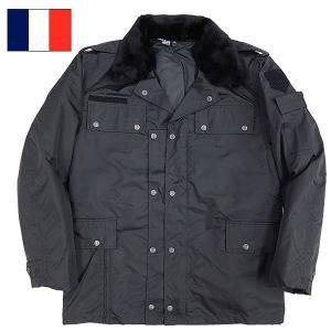 フランス ポリスジャケット デッドストック 【ブラック】 seabees