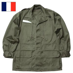 フランス軍 M-64ジャケット デッドストック seabees