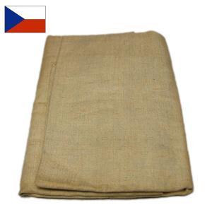 セール中 チェコ軍リネンマットレスカバー ブラウン|seabees