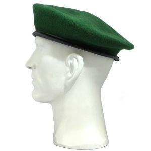 メール便OK YMCLKYオリジナル フランス軍タイプ ベレー帽  ライトグリーン オリーブ レッド ブラック|seabees|02