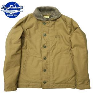 セール中 BUZZ RICKSON'S #BR12031N-1デッキジャケットNAVAL CLOTHING DEPOT|seabees