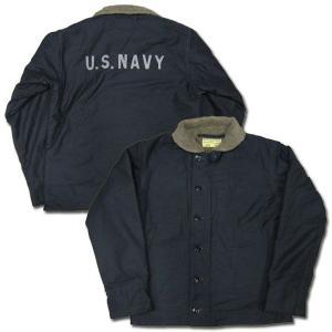 バズリクソンズ BUZZ RICKSON'S #BR12030 デッキジャケット|seabees
