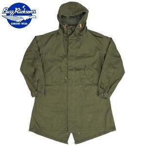 セール中 BUZZ RICKSON'S #BR12266 M-51 パーカージャケット|seabees