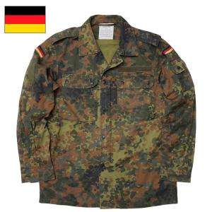 セール中 ドイツ軍 フレクターカモ ジャケット USED seabees
