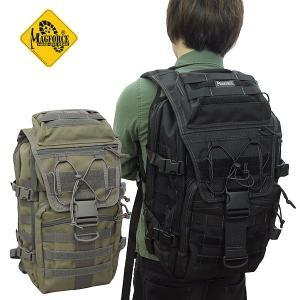 セール中 MAGFORCE #MF-0521 TYD Computer Backpack ブラック タン×フォレッジグリーン|seabees