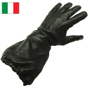 セール中 イタリア軍 モーターサイクルグローブ デッドストック|seabees