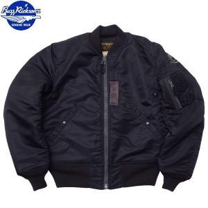 セール中 BUZZ RICKSON'S #BR12666 フライトジャケット スレンダーWILLIAM GIBSON COLLECTION 02ブラック|seabees