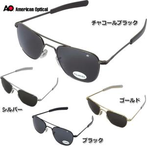 American Optical  Eyewear Original Pilot シリーズOP52.BA.CCP【ゴールド】【ブラック】【シルバー】|seabees
