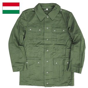 ハンガリー軍 グランドフォースジャケット 4ポケ デッドストック|seabees