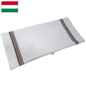 ハンガリー軍フェイスタオル ブラウンライン入り|seabees