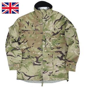 イギリス軍 MTP ウォータープルーフジャケット デッドストック|seabees