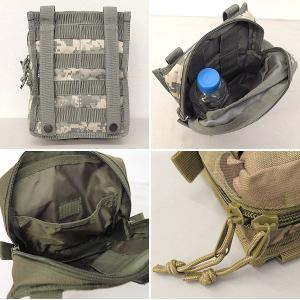 YMCLKYオリジナル KO-13 オペレーションポーチ L オリーブ マルチカモ ブラック ACU【TKA】メール便対応|seabees|04
