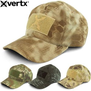 VERTX バーテックス #VTX9945K ◆クリプテック迷彩◆ Kryptek タクティカルキャップ マンドレイク ハイランダー ノマド タイフォン|seabees