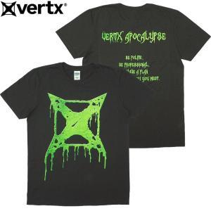 VERTX バーテックス #VTX9027 半袖Tシャツ 『Zombie Apocalypse』 日本正規販売店|seabees