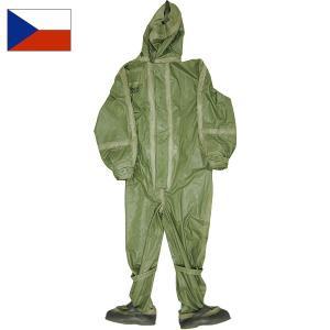 セール中 チェコ軍 NBCスーツ 化学防護服|seabees