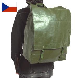 セール中 チェコ軍 PVC コンバットリュック オリーブ USED|seabees