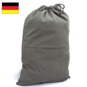 セール中 ドイツ軍 コットン ランドリーバッグ オリーブ USED seabees