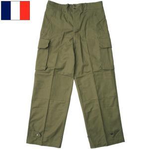 セール中 フランス軍 M-47 HBTパンツ デッドストック|seabees