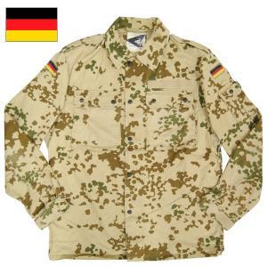 セール中 ドイツ軍 デザートフレクターカモ ジャケット USED seabees