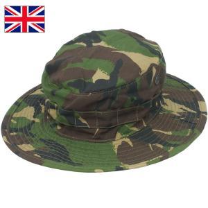 1点ならメール便可 イギリス軍 ジャングルハット DPMカモ デッドストック|seabees