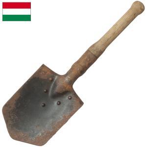 ハンガリー軍 シャベル USED|seabees