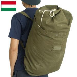 ハンガリー軍F1ダッフルリュック コットン USED|seabees