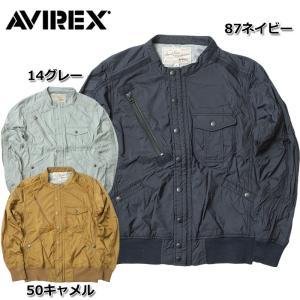 セール中 AVIREX #6162106 ショートカラー ミリタリー ジャケット 【日本正規販売店】 AVIREX/アビレックス/avirex/アヴィレックス[SALE]|seabees