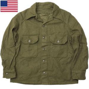 セール中 米軍 ウールフィールドシャツ 旧タイプ USED|seabees