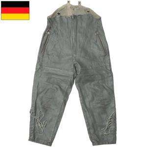 セール中 ドイツ軍 サブマリンレザーパンツ USED seabees