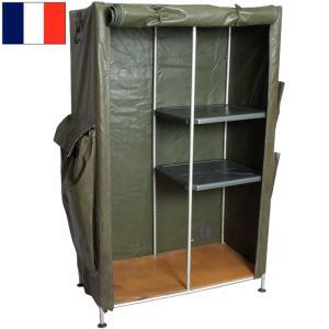 フランス軍 フォールディング キャビネット オールドタイプ USED seabees