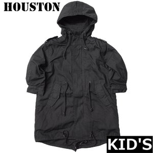 HOUSTON #B5409 キッズ M-51 パーカー ヒューストン 返品・交換不可【TKA】|seabees