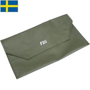 セール中 メール便OK(小型) スウェーデン軍 F25 ツールポーチ PVC デッドストック seabees