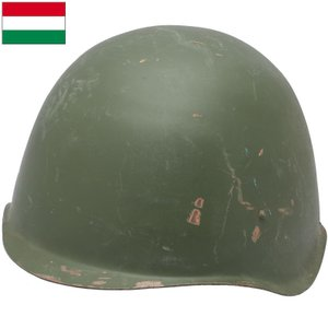 ハンガリー軍スチールヘルメット USED|seabees