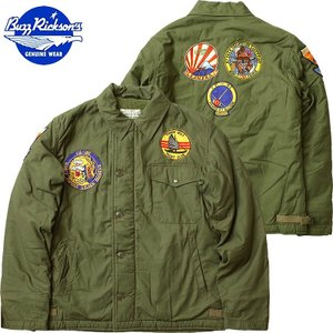 BUZZ RICKSON'S #BR13903 A-2 デッキジャケット『VA-192