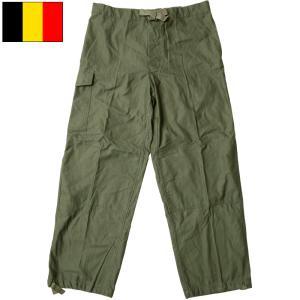 sale ベルギー軍 M88 オーバーパンツ オリーブ USED seabees