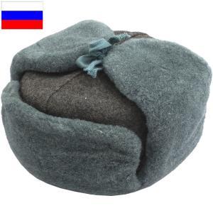 ロシア軍 ファーキャップ ウィンター デッドストック seabees