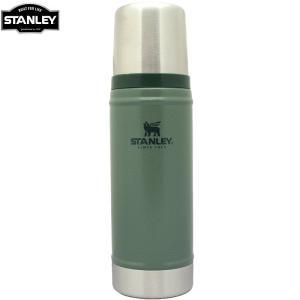 STANLEY クラシック真空ボトル19 0.47L グリーン