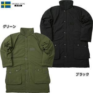 YMCLKYオリジナル スウェーデン軍タイプ M90 コールドウェザーパーカー JP096YN メンズ 2色 S-L ミリタリージャケットコート seabees