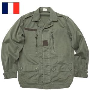 セール中 フランス軍 F-2ジャケット USED ミリタリー...