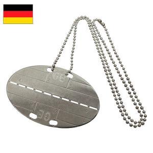 メール便対応 !ドイツ軍 ドッグタグ USED