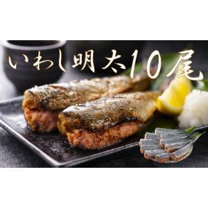 いわし明太 10尾 seafoodpro